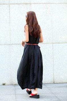 Sweep Long Dress