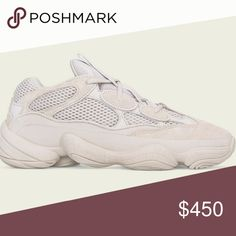 d0086a0235f9a NWT Adidas YEEZY 500 Desert Rat Blush New with tag in original box never  been worn. This is a men size Yeezy Shoes