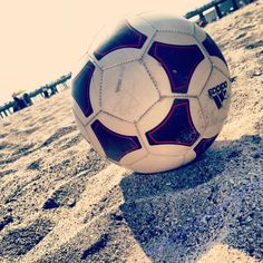 soccer girl probs tumblr - I wanna go play soccer on the beach right now