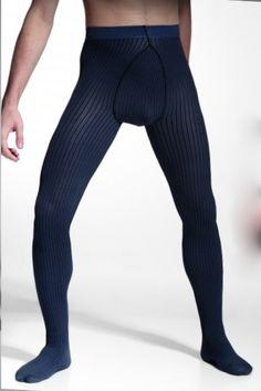 a3d2e5b33ab Adrian Stripes soft fashion tights for men