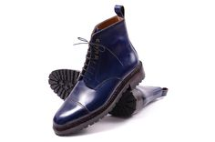 CESPINS❤More Blue Boots - By Meermin