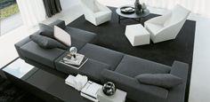 Molteni&C - Turner Sofa // Hannes Wettstein