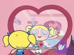 Bubbles/ Powerpuff girls