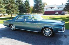 1963 Chrysler New Yorker sedan - Hemmings Motor News Chrysler New Yorker, Chrysler Cars, Performance Cars, Mopar, Cars For Sale, Convertible, Sedans, News, Trucks