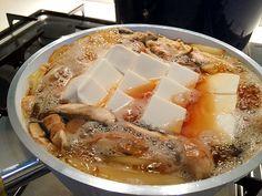 Japanese Style Sukiyaki Hot Pot