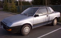 1983 Nissan Pulsar