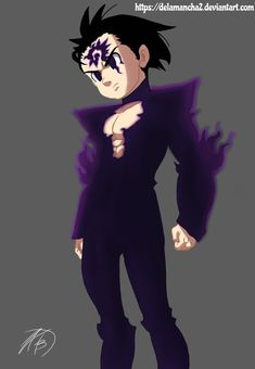 Zeldris Assault mode Nanatsu no taizai by on DeviantArt Tatouage Seven Deadly Sins, Seven Deadly Sins Anime, 7 Deadly Sins, Me Me Me Anime, Anime Love, Anime Guys, Tokyo Ghoul Arima, Super Anime, Blue Exorcist Anime