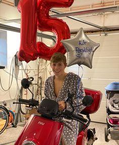 """Charlotte Perrelli on Instagram: """"15 år!!! Modig, stark glad och med det största hjärtat av Alla! Älskade Alessio. ♥️Din resa är fantastisk och jag är så otroligt stolt över…"""" Glad, Stark, Baby Strollers, Bike, Children, Instagram, Baby Prams, Bicycle, Young Children"""