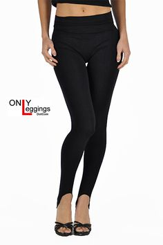 Seamless Stirrup Leggings | OnlyLeggings.com