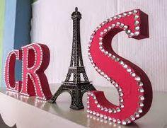 Resultado de imagem para decoração de festa tema paris