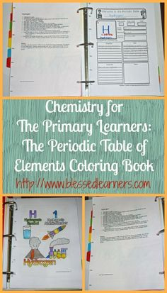 The Periodic Table of Elements Coloring Book helps our sons in getting to know the elements in the Periodic Table in a fun way. The Periodic Table of Elements Coloring Book helps our sons in getting to know the elements in the Periodic Table in a fun way. Primary Science, 8th Grade Science, Science Curriculum, Science Resources, Middle School Science, Elementary Science, Physical Science, Science Classroom, Science Lessons