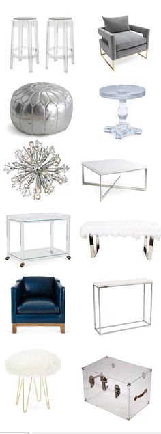 Ends Monday....Lots of lucite and other good items on sale. First lucite barstools are $259 a set