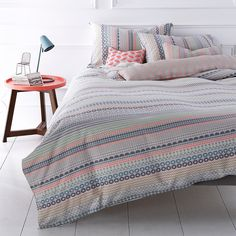 Buy Margo Selby for John Lewis Mosaic Bedding, Multi Online at johnlewis.com