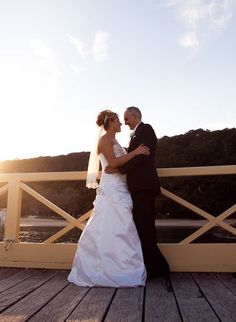 Our gorgeous client Dianna Saker on her wedding day. Dress by Skarr Bridal.