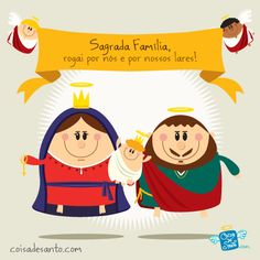 Sagrada Família   Coisa de Santo