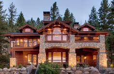 My dream home...on a lake!    Google Image Result for http://hendricksarch.com/wp-content/uploads/2012/03/Lakefront-Mountain-Home.jpg