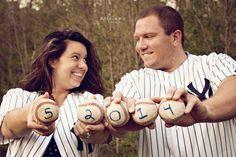 Maternity photography/baseball theme photography www.facebook.com/kellyemariephoto
