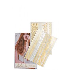 "Lulu DK ""High Noon"" Temporary Tattoos 