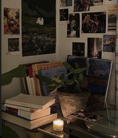 Chill Room, Cozy Room, Room Design Bedroom, Room Ideas Bedroom, Chambre Indie, Uni Room, Pretty Room, Room Goals, Aesthetic Room Decor