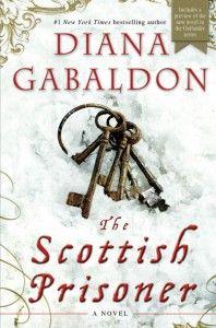 Diana Gabaldon books in the Outlander series