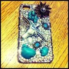 Western iPhone Cover/Case. Email whata_chick@hotmail.com for more info.