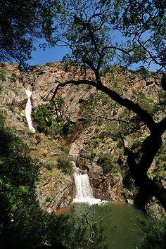 Cascate S'Illiorai #Waterfall #Bitti #Sardgena