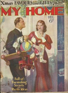 My Home magazine from December 1931