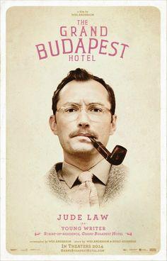 The Grand Budapest Hotel-Büyük Budapeşte Oteli-Jude Law