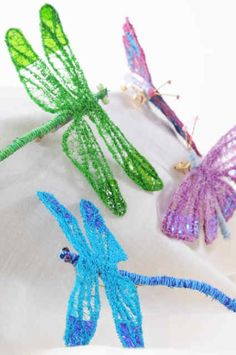 dragonflies...cool art