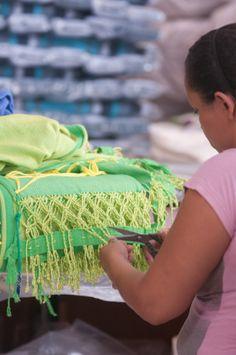 #DitoEscolinha #handcrafted #hammocks from #Brazil