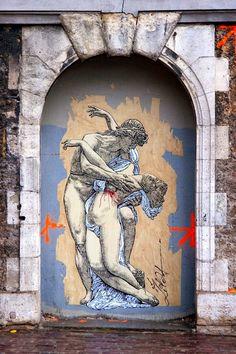 Desenvolturas & Desacatos: O MUNDO MARAVILHOSO DOS GRAFFITIS