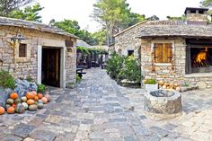 Every stone tells its own story here at Dalmatian #EthnoVillage.