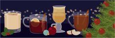4 Festive Cocktails
