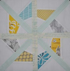 4x5 Bee Block by Charise * | Flickr - Photo Sharing!