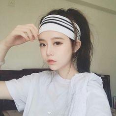 Cute Korean Girl, Asian Girl, Pretty Girls, Cute Girls, Grunge Girl, Kawaii Anime Girl, Tumblr Girls, Hanfu, Kawaii Fashion