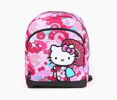 Hello Kitty Kimono Backpack  (Gifts for girls)