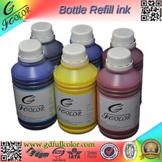 462.13$  Watch now  - 12 liters custom order for edible ink and stable for 1390 L800 T50 dye sublimation ink