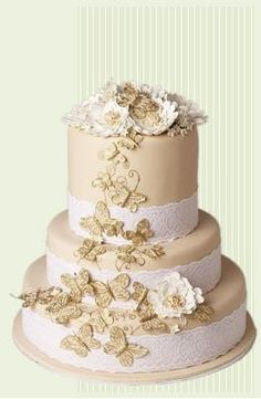 Pin Butterfly Cake Wedding Purple Cake1 On Pinterest