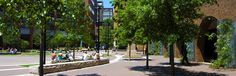 Thomas Jefferson University, Lubert Plaza » Andropogon Associates, Ltd.