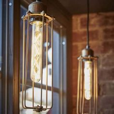 Lighting Design Ideas For Any Traditional, Country Or Cottage Kitchen – Industville Retro Lighting, Overhead Lighting, Bar Lighting, Lighting Ideas, Cage Pendant Light, Industrial Pendant Lights, Pendant Lighting, Industrial Style, Orlando