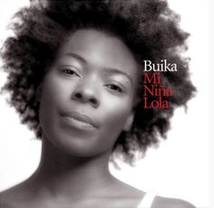 Concha Buika is a Spanish singer, originally from Equatorial Guinea. Aged 35, she sings a mix of latin-influenced jazz and soul and seems to be pretty well-known in Spanish-speaking countries.