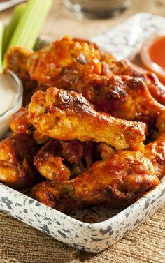 Muslitos de pollo picantes