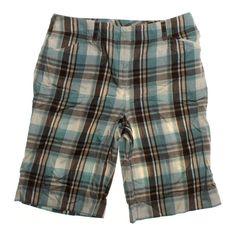 Jones New York Sport Women's Plaid Shorts, size 10 #JonesNewYorkSport #Shorts