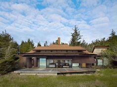 Shadowboxx przez Olson Kündig Architektów   HomeDSGN
