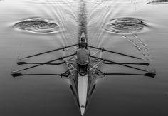 """""""Perfektion"""" - Von Coellner - die Harmonie zweier Ruderer. https://contest.cewe-fotobuch.de/sport-2016/photo/perfektion"""