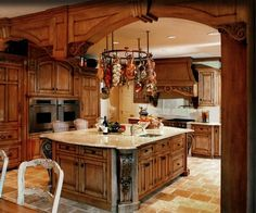 Million dollar kitchens on pinterest open kitchens for Million dollar kitchen designs