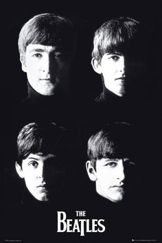 Beatles With the Beatles - Official Poster