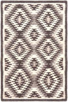 Nordic Kilim Wool Woven Rug | Dash & Albert Rug Company