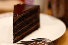 Chocolate Mousse Cake by Alex Barlow, via 500px
