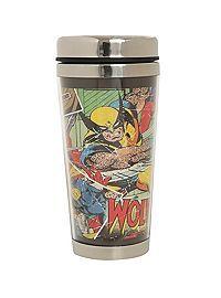 HOTTOPIC.COM - Marvel Wolverine Travel Mug